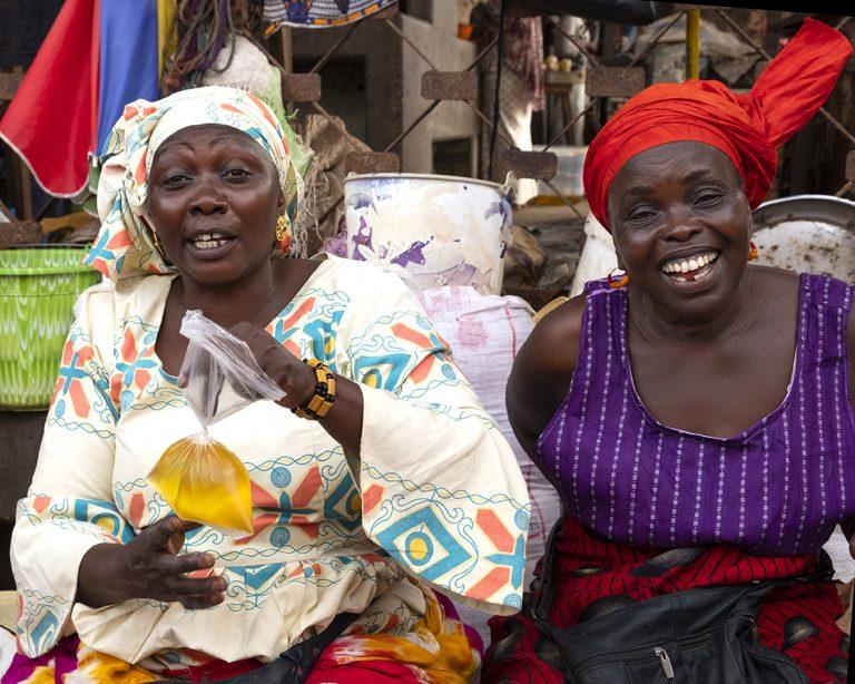 Gambia markt